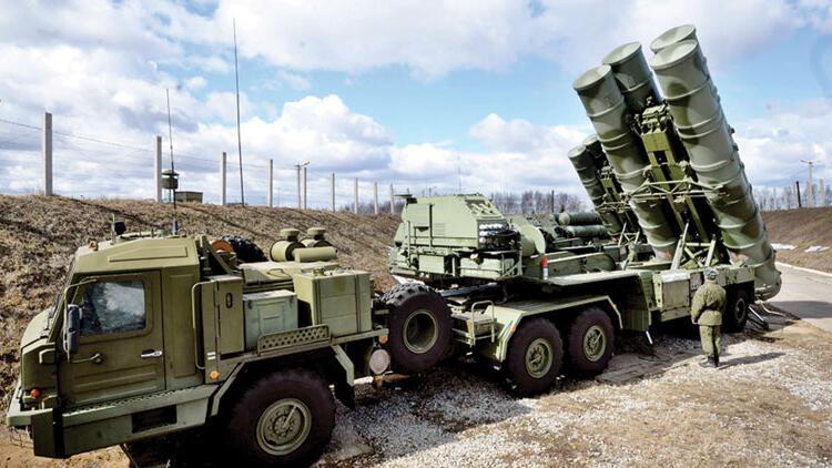 Rusya'dan Batı'ya S-400'lü mesaj