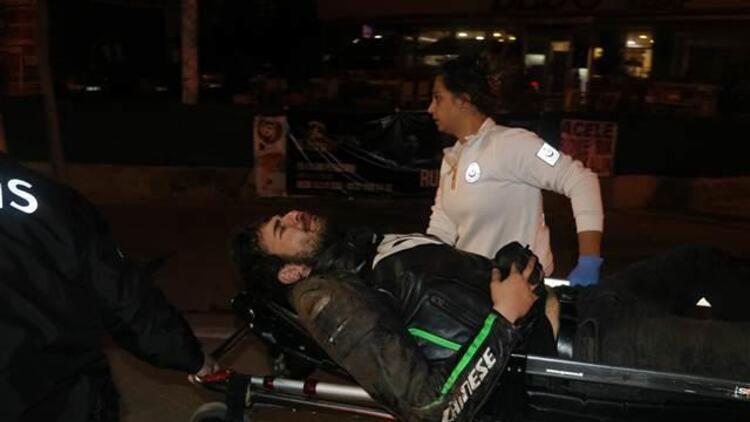 Kaza yapan sürücü: Anam babam beni bırakma Tayir...