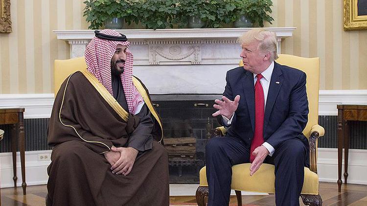 Trumpın Veliaht Prens ile esrarengiz sevdası bitmeli