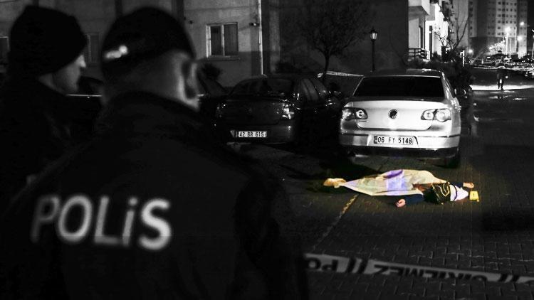 Ankarada dehşet dakikaları... Dövdü, tehdit etti, vurdu, rehin aldı