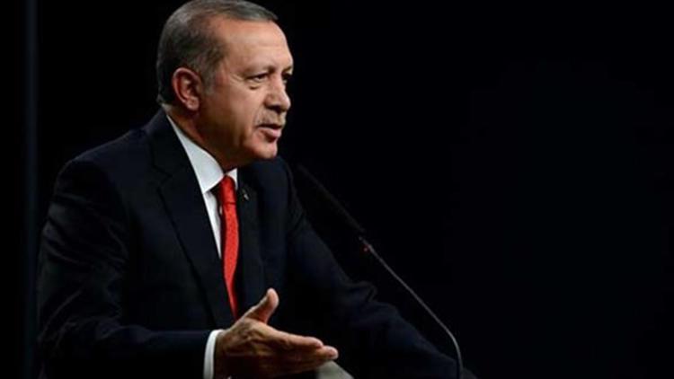 Erdoğan kriz için devrede