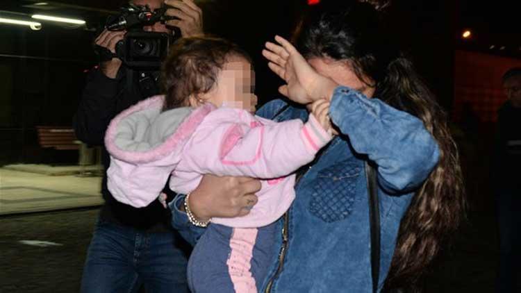 9 aylık bebeğini sattığı iddia edilmişti Şaka gibi açıklama
