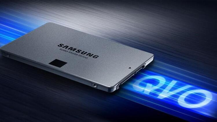 Samsung 860 QVO SSD: 4 TBlık kapasiteyle geliyor