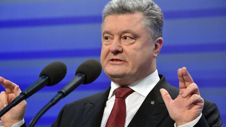 Poroşenko: NATO, gemilerini yollamalı
