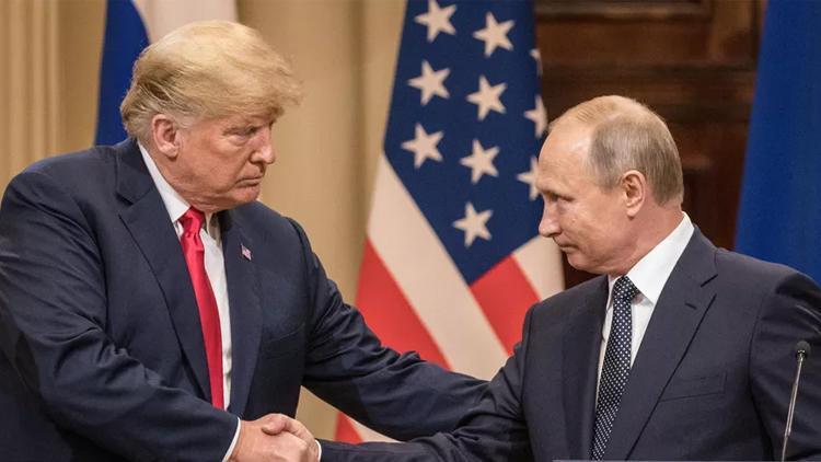 Son dakika... Trump-Putin görüşmesinin tarihi belli oldu
