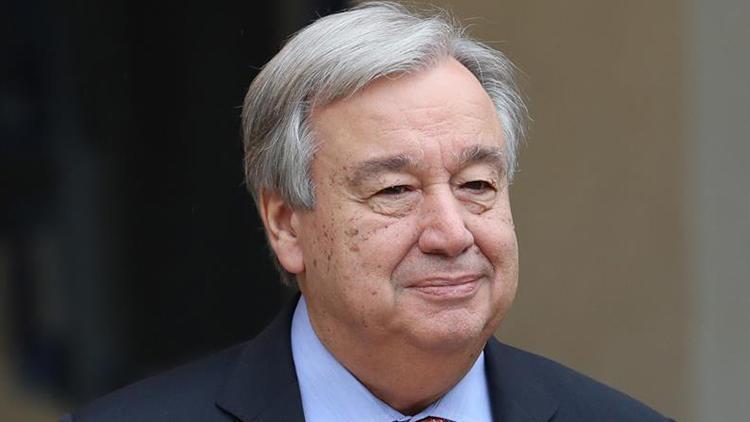 Guterres, G20 liderlerine çağrıda bulundu