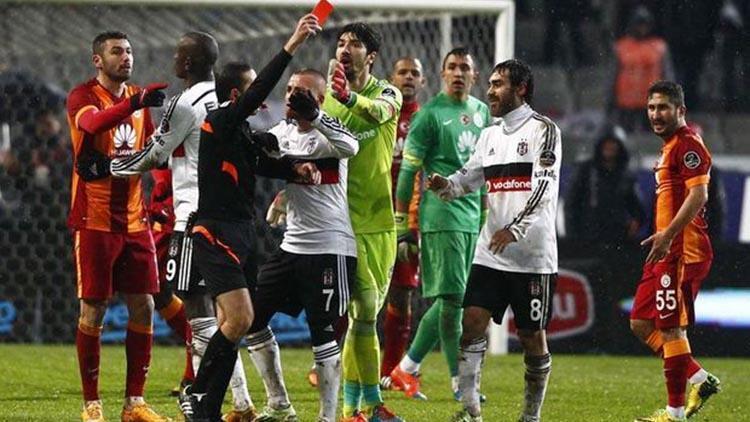 Çakırla G.Saray 5, Beşiktaş 1 kere kazandı