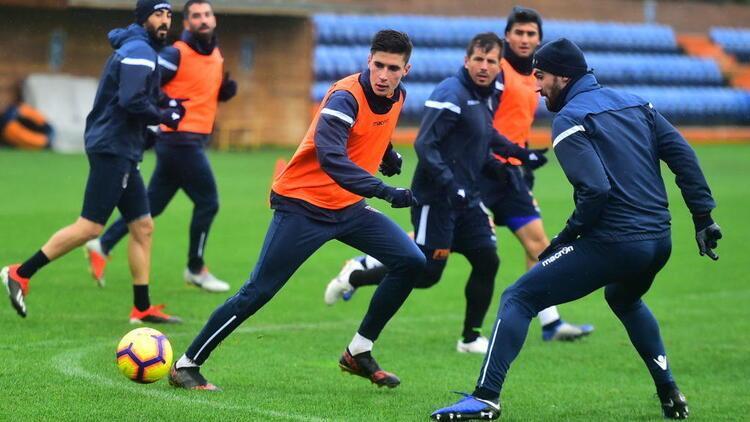 Başakşehir, Sivasspor hazırlıklarına devam etti