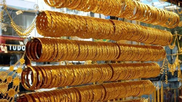 Altın fiyatları son 4 ayın en düşük seviyesinde