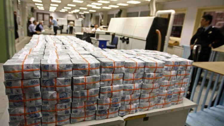 Bankacılık sektörünün aktif büyüklüğü 4 trilyon lira oldu