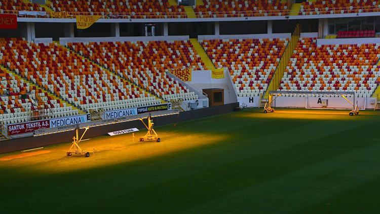 Malatya Stadyumu denetime alındı