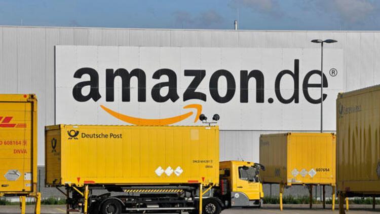 Almanya'da, Amazon'a 'rekabet' soruşturması