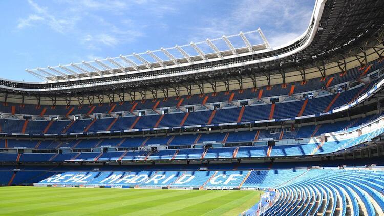 Libertadores Kupası finali için yeni adresSantiago Bernabeu