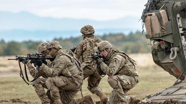 ABDden tehdit geldi: Askeri karşılık