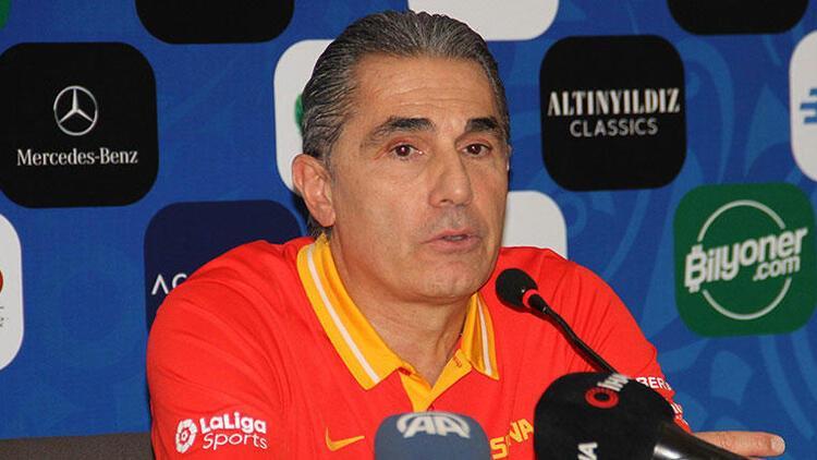 Sergio Scariolo: Türkiye çok iyi oynadı
