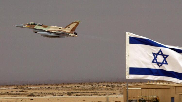 İsrail'den o iddiaya jet yalanlama