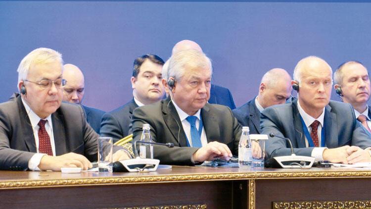 Astana görüşmelerinde Şam, Ankara'yı hedef aldı