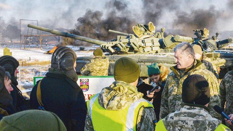 Ukrayna'dan kriz çağrısı: NATO Azak'a gemi yollasın