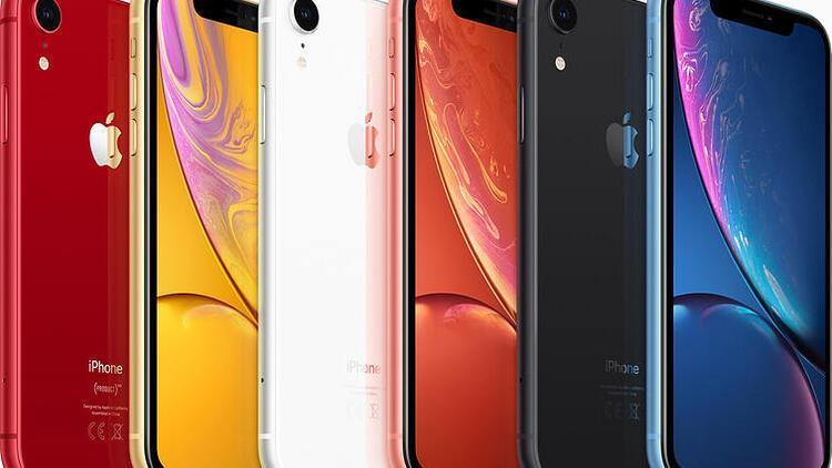 iPhone XR Türkiyede satışta İşte fiyatları