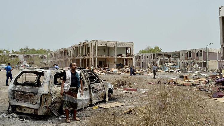 ABDden Yemene insani yardım