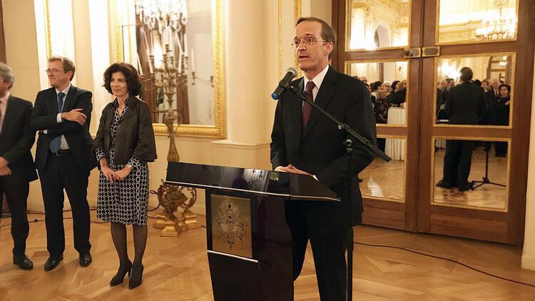 Büyükelçisi Fries: Türkiye ile işbirliğinden gurur duyuyorum