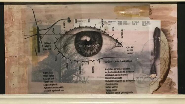 Türkiye'nin ilk şiir sergisi