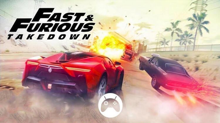 Fast and Furiousun yenisi telefonlara geldi, ücretsiz indirin