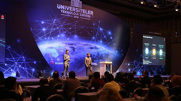 Üniversiteler Teknoloji Zirvesi 2018 gerçekleşti