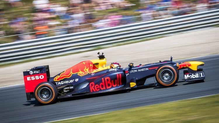 Verstappen: Türkiye Grand Prix'si hakkında çok iyi şeyler duydum