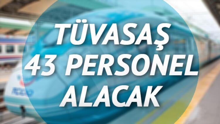 TÜVASAŞ milli tren projesi için 43 personel alımı yapıyor