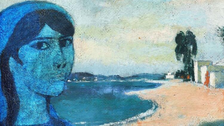 Ünlü ressamların eserleri online müzayedede