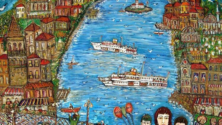 Türkiye ve Yunanistan arasında köprü kuran sergi