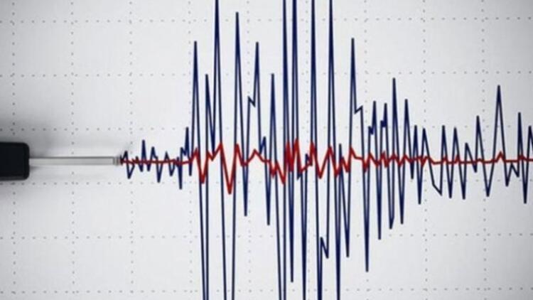 Akdenizde korkutan deprem