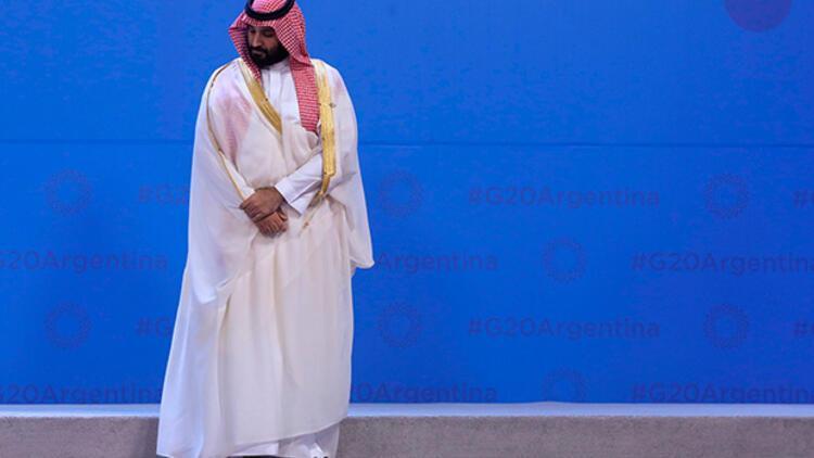 Bomba iddia... Veliaht Prens Selman oteli terk etti