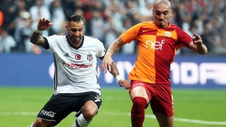 Galatasaray 121, Beşiktaş 109! İşte rakamlar...