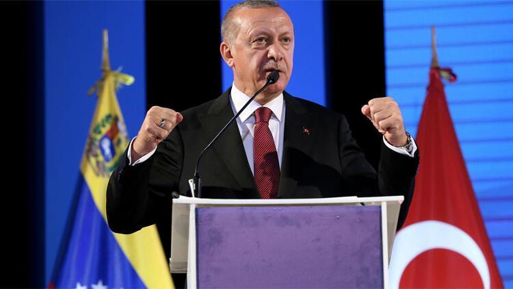 Son dakika... Cumhurbaşkanı Erdoğan: Tüm saldırılara rağmen...