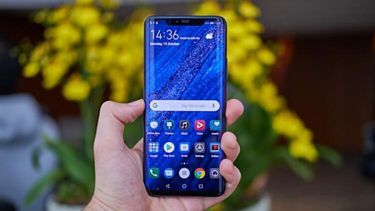 Huawei Mate 20 Pro model telefonlar için çok önemli gelişme