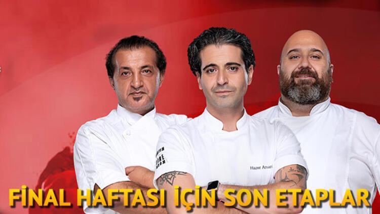 MasterChef Türkiye 29. bölüm fragmanında yarışmacılar finale doğru son etapta