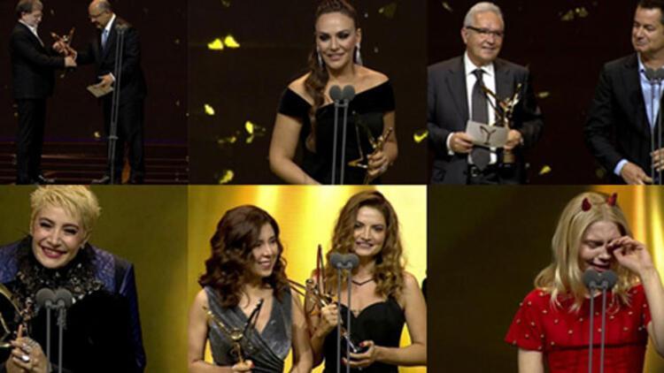 45. Pantene Altın Kelebek Ödülleri sahiplerini buldu! İşte muhteşem gecede yaşananlar...
