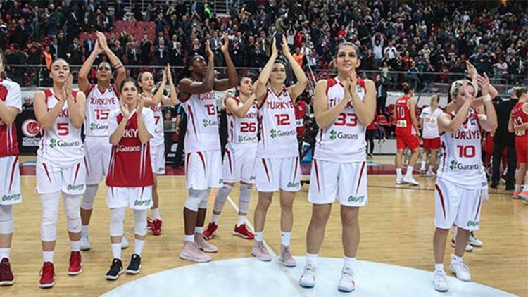 A Milli Kadın Basketbol Takımı 1. torbada!