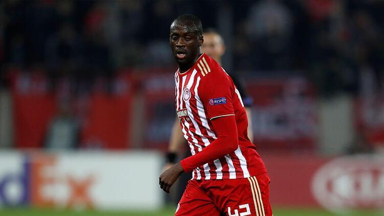 Olympiakos Yaya Toure'yi gönderdi