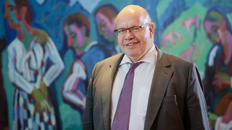 Altmaier: 'Merkel, ihtiyacı olan otoriteye sahip. 2021'e kadar başbakan'