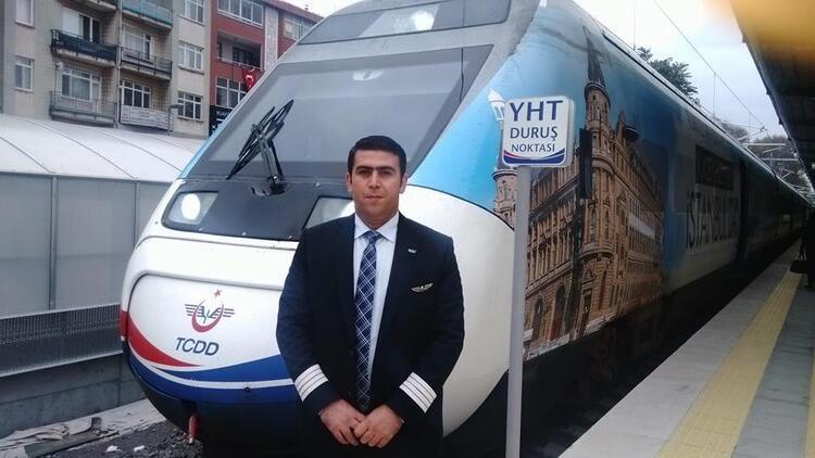 Tren kazasında hayatını kaybeden makinistin acı haberi memleketi Tokat'a ulaştı