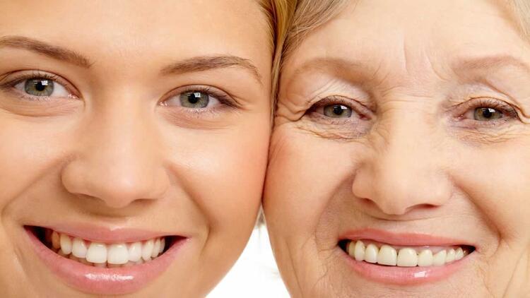 Yaşlanma süreci nasıl önlenebilir?