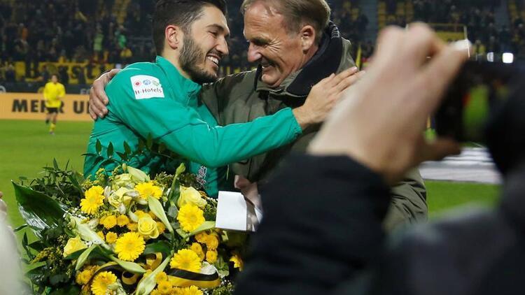 Nuri Şahin'i onurlandırdılar! B.Dortmund bakın ne yaptı...