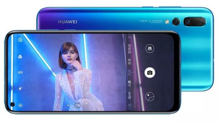 Huawei Nova 4 tanıtıldı! İşte tüm özellikleri ve fiyatı