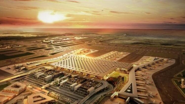 İstanbul Havalimanı çalışanlarına konut