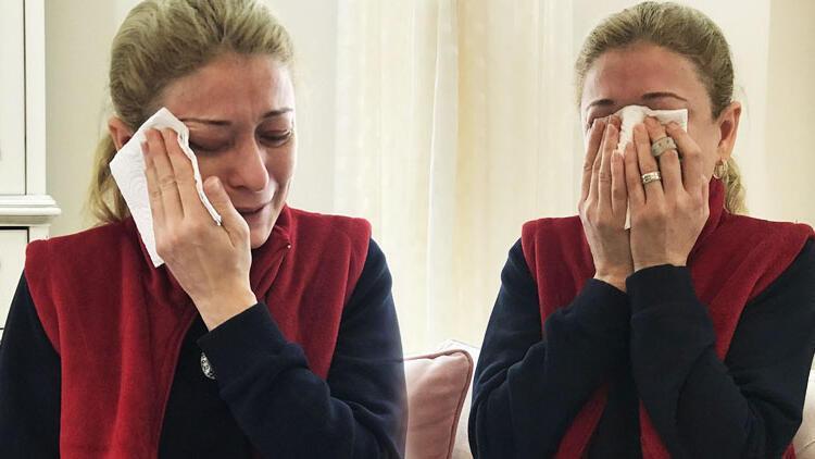 Eşini çekici dehşetinde kaybeden kadın: Gözümün önünde paramparça oldu