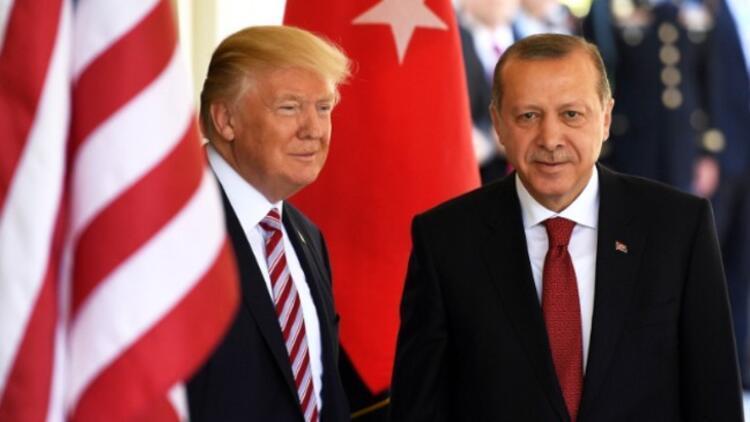 Beyaz Saray: Trump, asker çekecekleri bilgisini Erdoğan'a iletti