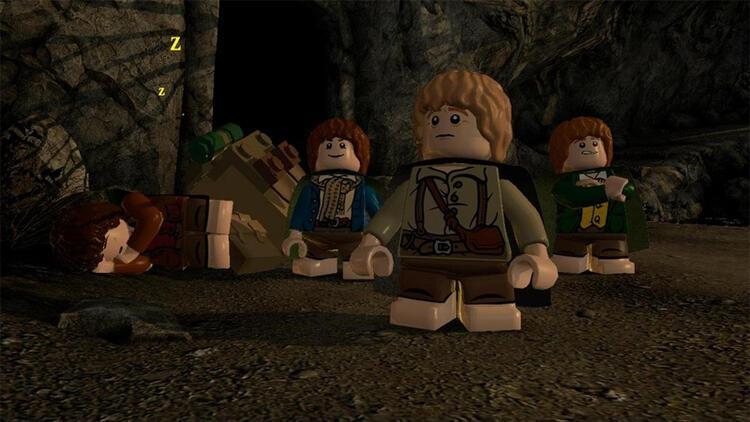LEGO The Lord of the Rings oyunu bedava oldu